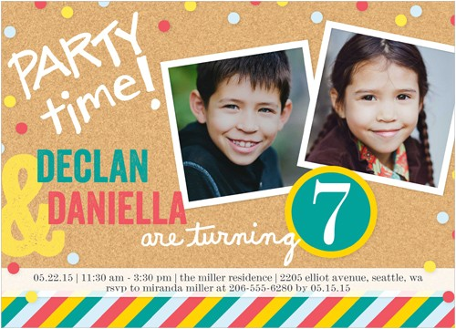 twins birthday invite shutterfly5