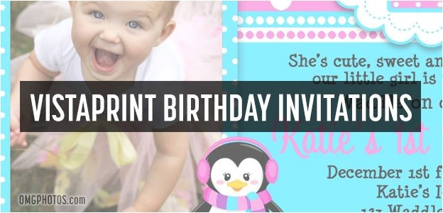 vistaprint birthday invitations coupon