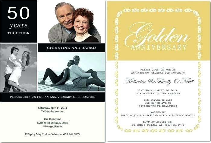 Vistaprint 50th Wedding Anniversary Invitations 50th Wedding Anniversary Invitations Tanieprzeprowadzki Info