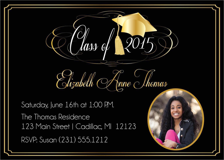 walmart graduation invitation cards