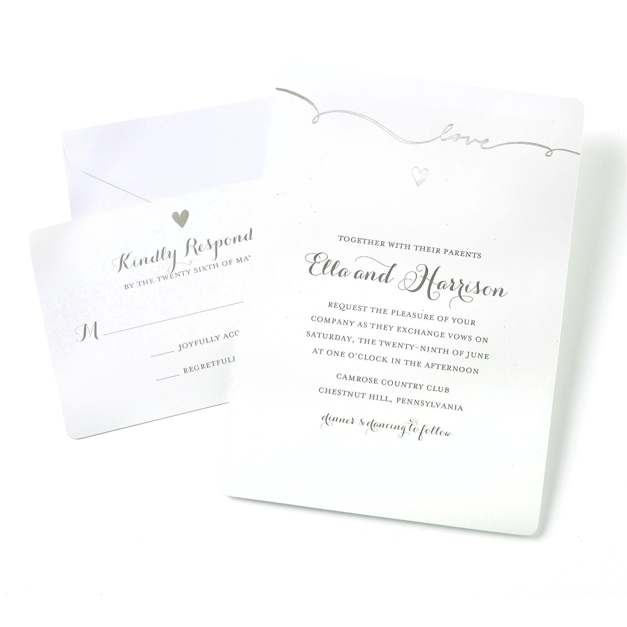 walmart invitation cards