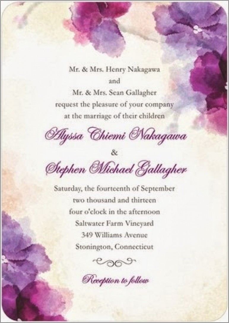 free online wedding invitation maker with photo