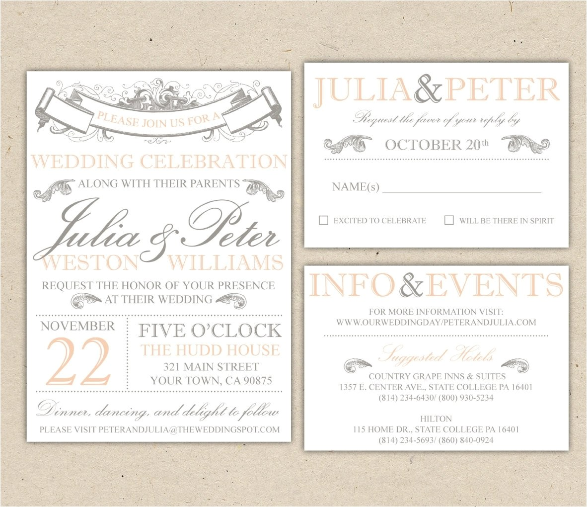 online wedding invitation maker free invitations