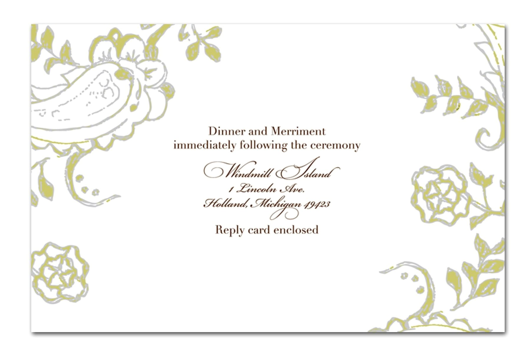 wedding invitation card editing online