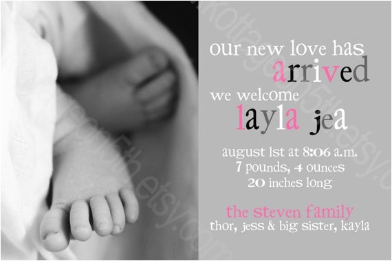 welcome baby shower or birthday party