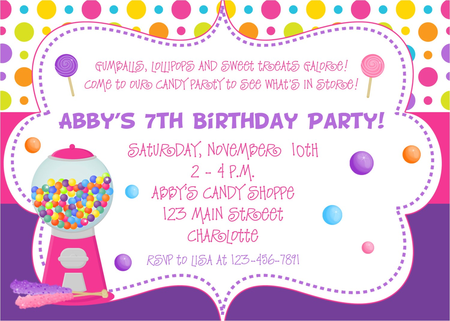 What to Put On A Party Invite 15 Party Invitations Excel Pdf formats