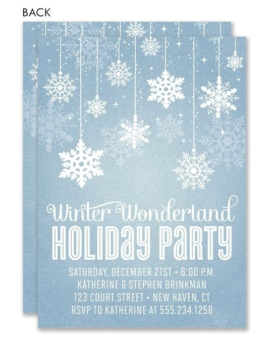 Winter Wonderland Party Invitation Ideas 17 Best Images About Whimsical Winter Wonderland On