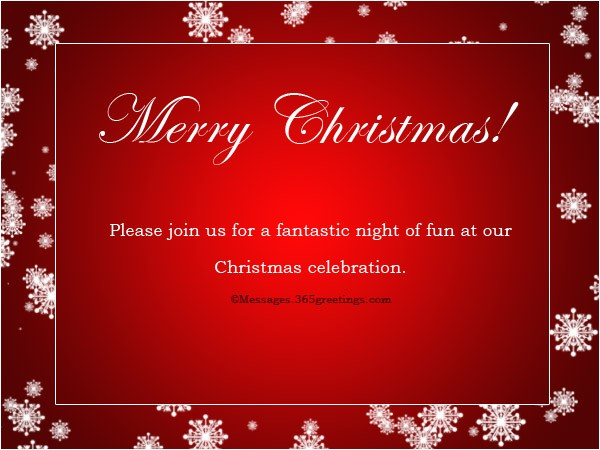 office christmas party invitation wording 2