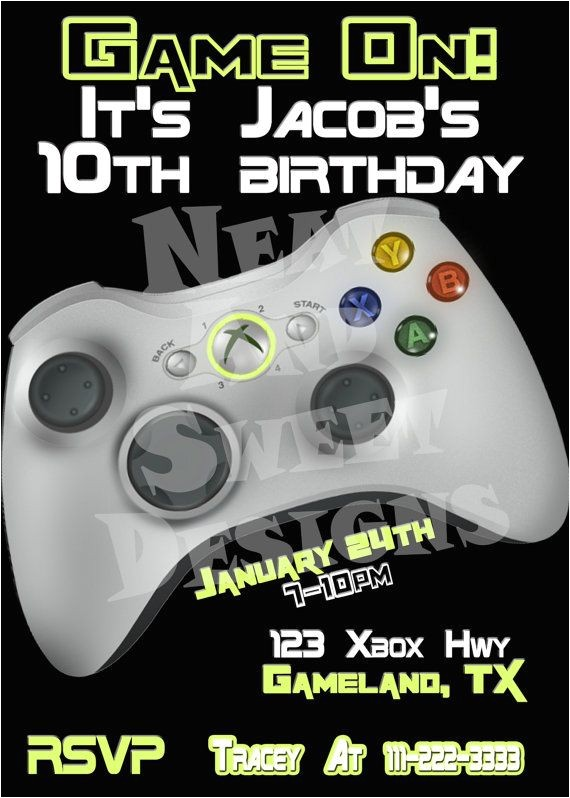10th birthday xbox
