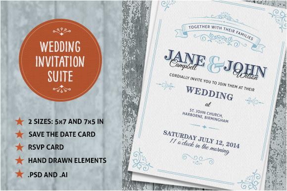 48506 wedding invite suite