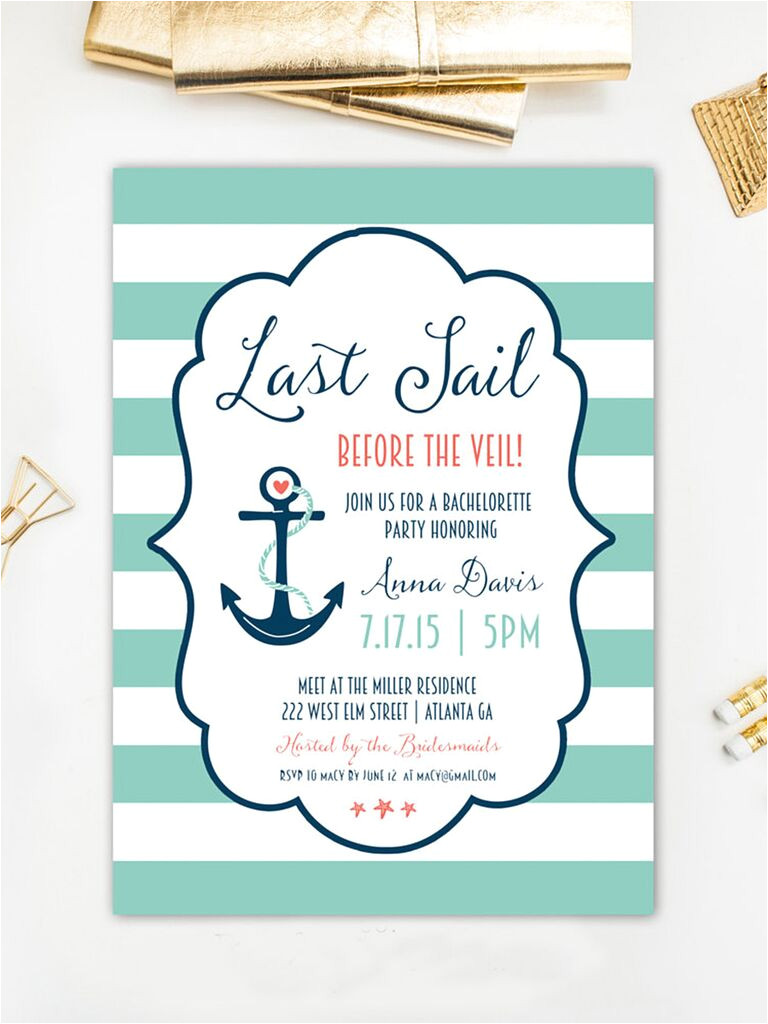printable bachelorette party invites