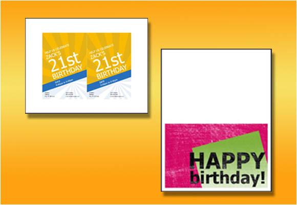 create printable birthday invitations powerpoint