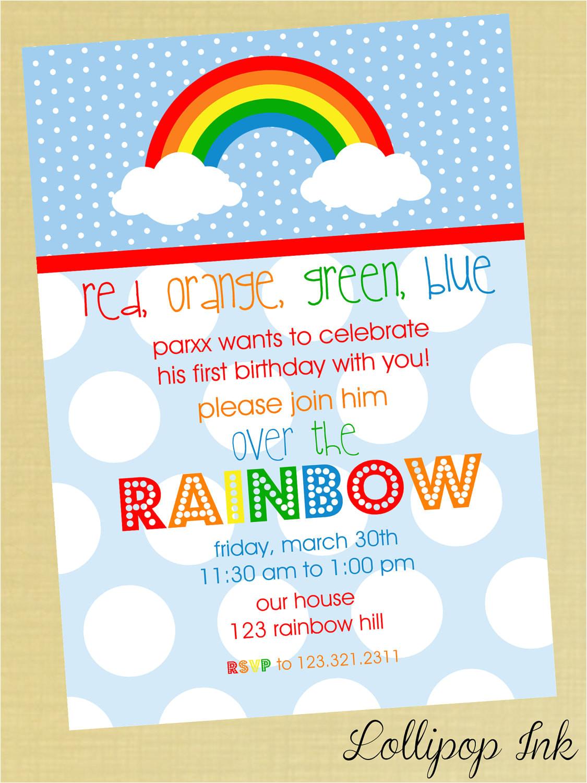 rainbow boy printable birthday