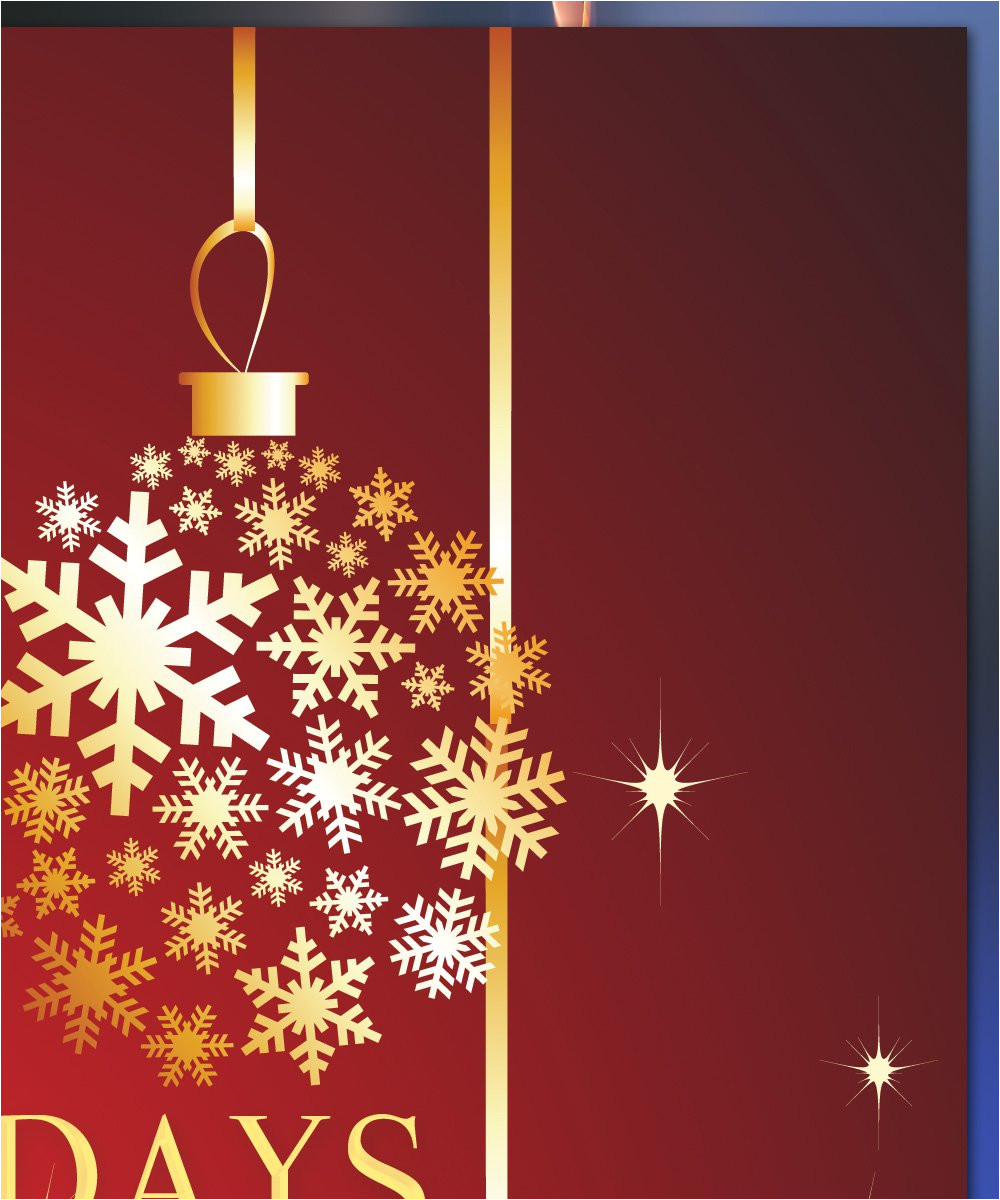 blank christmas invitation backgrounds
