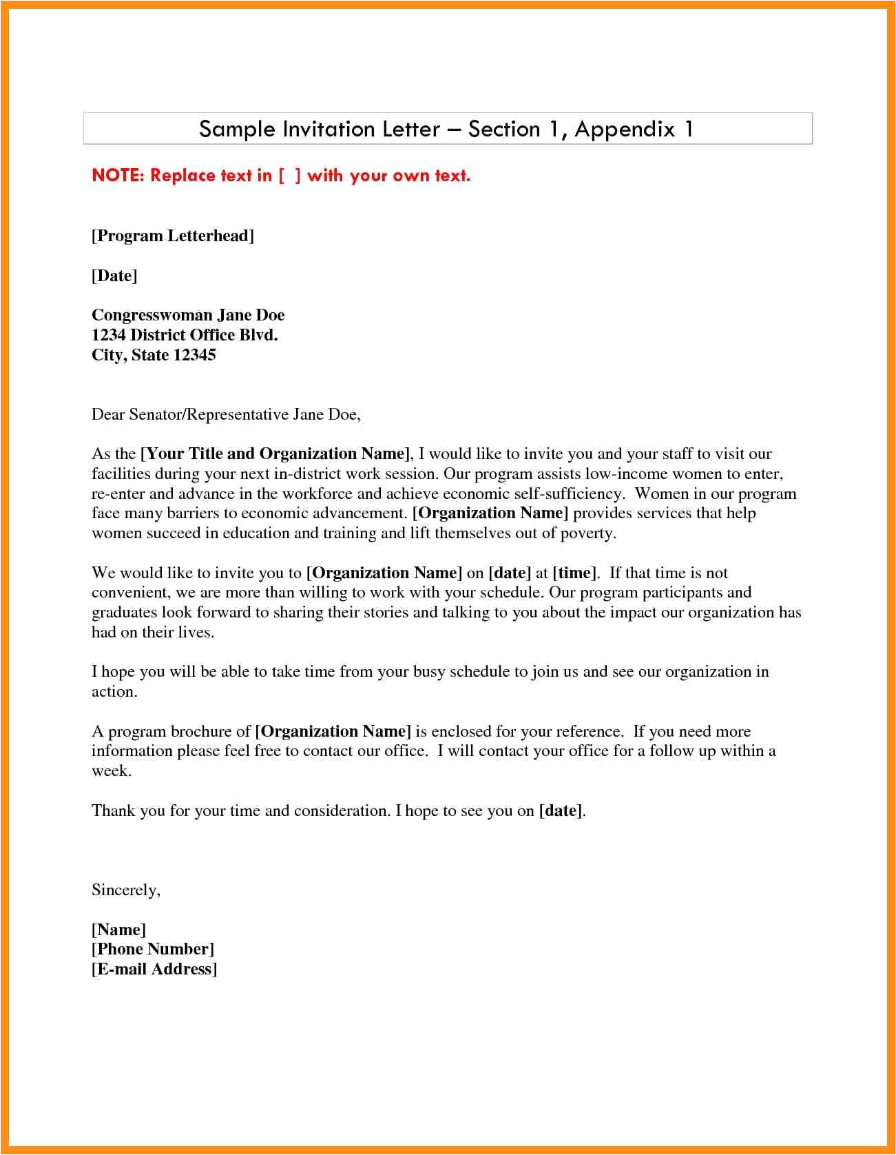 invitation letter of christmas party