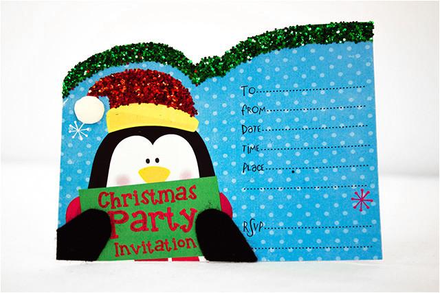 free christmas invitation templates