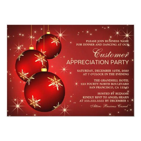 holiday customer appreciation invitation templates 256827072501059946