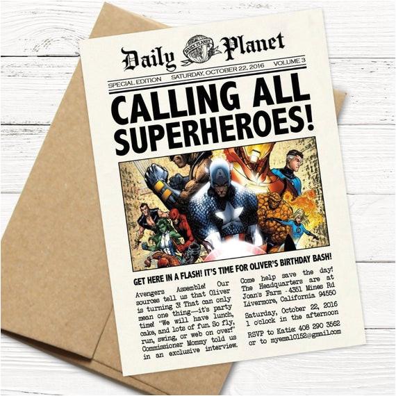 daily planet superhero newspaper