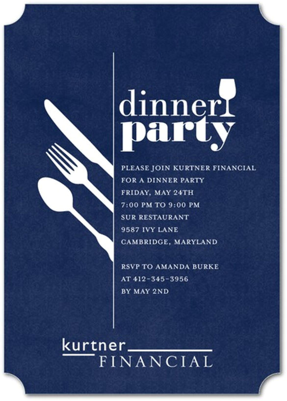 Dinner Party Invitation Template Word 49 Dinner Invitation Templates Psd Ai Word Free