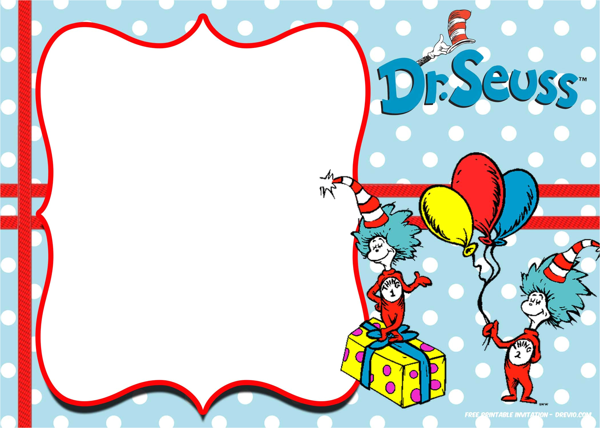 free dr seuss invitation templates printable
