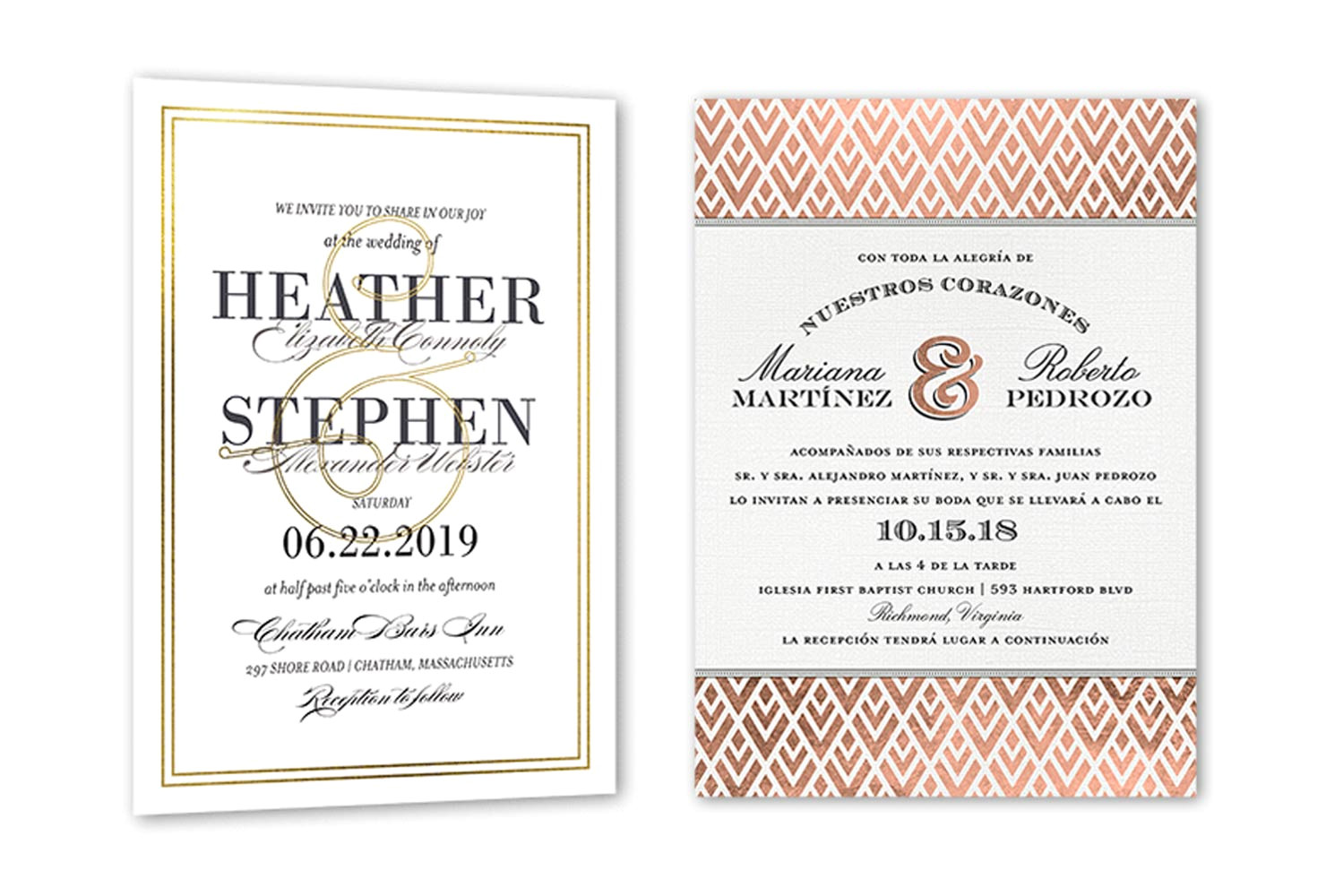 Example Of Wedding Invitation with Reception Wording 35 Wedding Invitation Wording Examples 2019 Shutterfly
