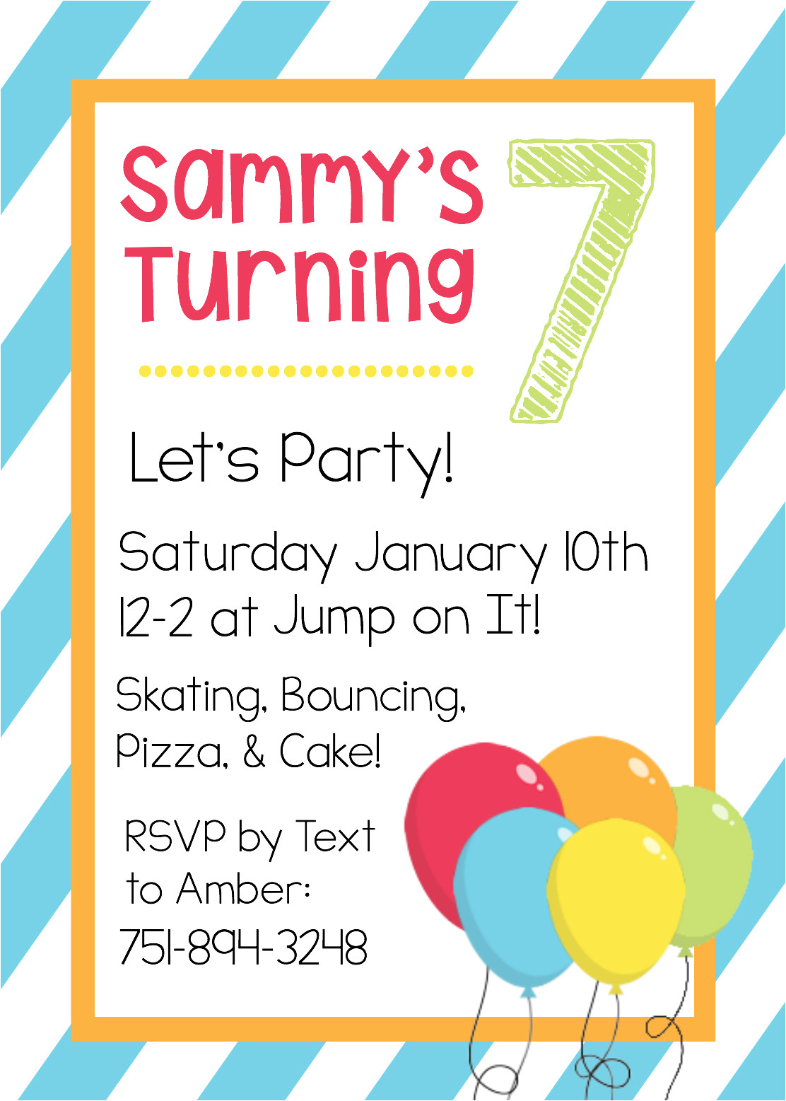 Free Birthday Party Invitation Template Free Printable Birthday Invitation Templates