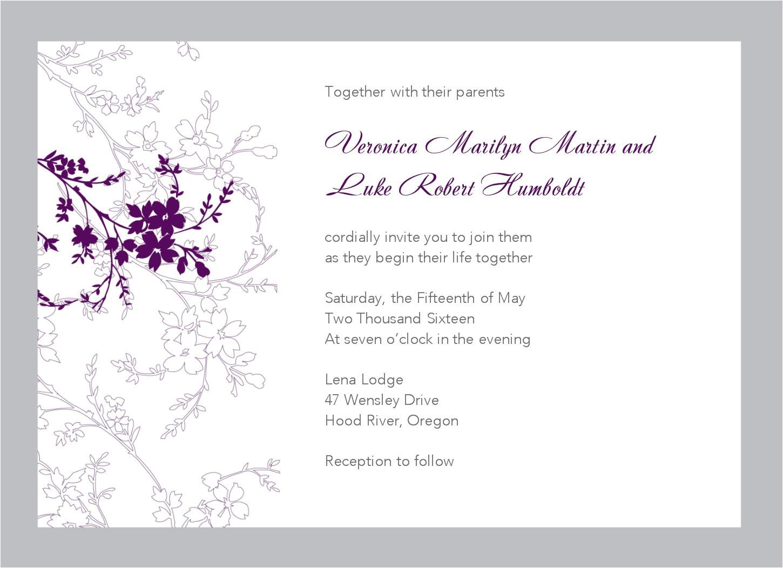 free wedding invitation downloads templates