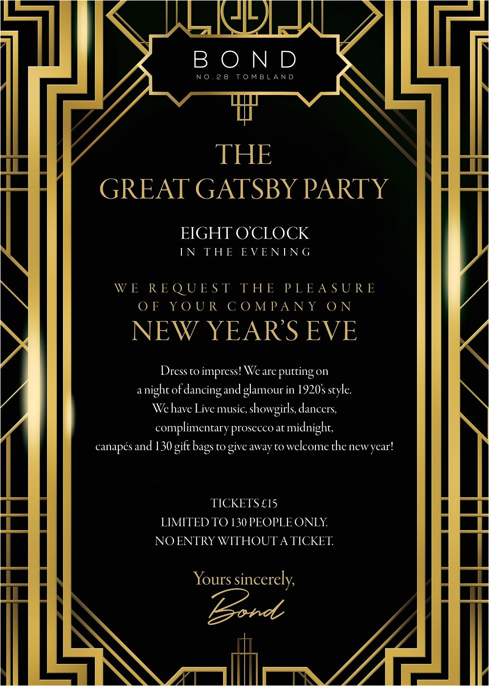 great gatsby new years eve party tickets 49861958460
