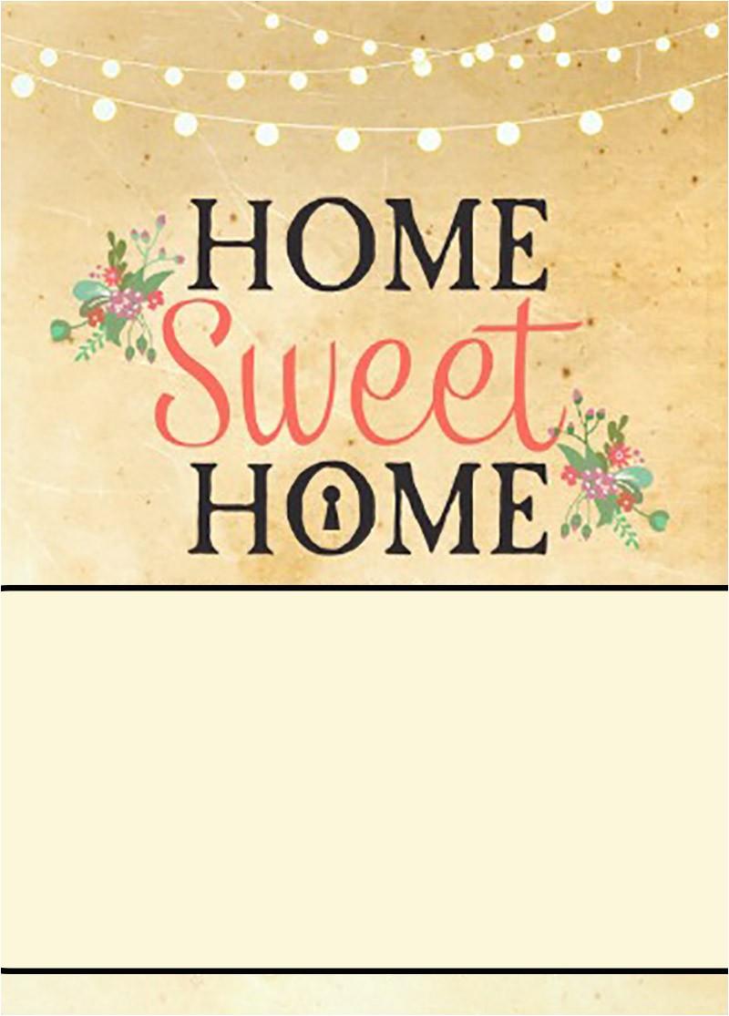housewarming invitations