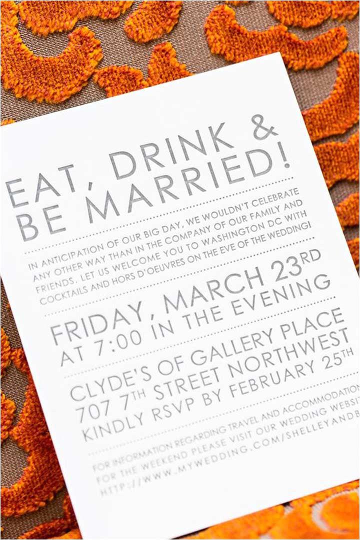 informal wedding invitation wording 0033238