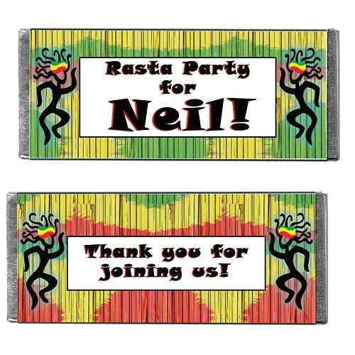 Jamaican Party Invitation Template Reggae themed Party Invitations Wmmfitness Com
