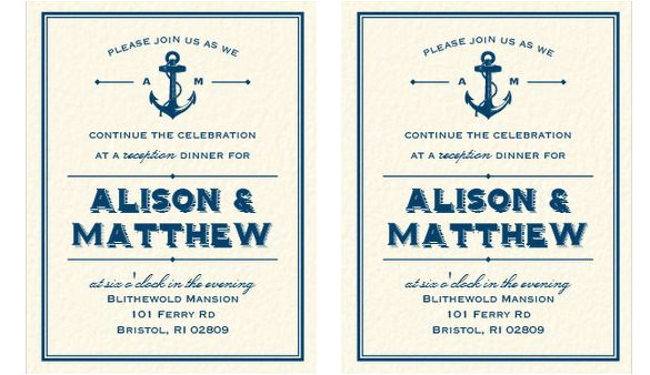 sample addressing wedding invitation
