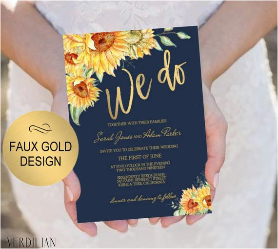 navy gold wedding invitation template we ga order most relevant organic search click 1