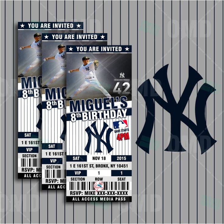 new york yankees party