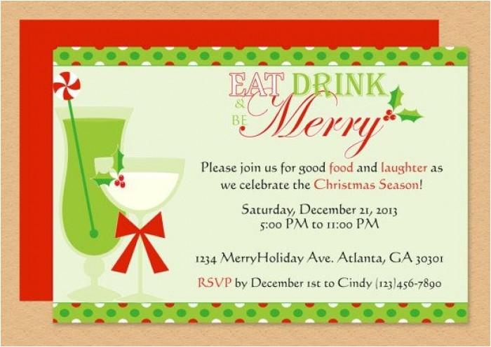 great free christmas invitation templates microsoft word idea