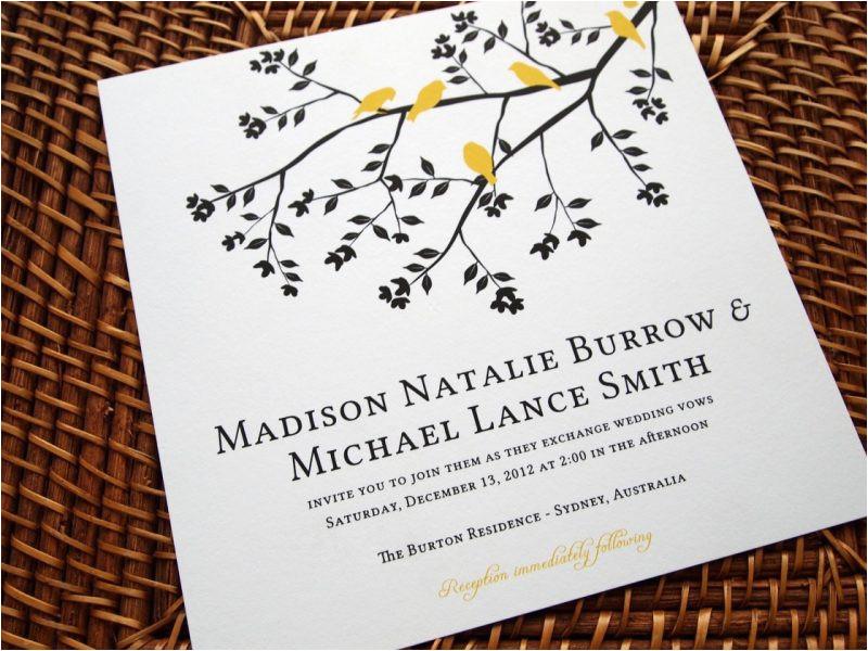 types of wedding invitation paper
