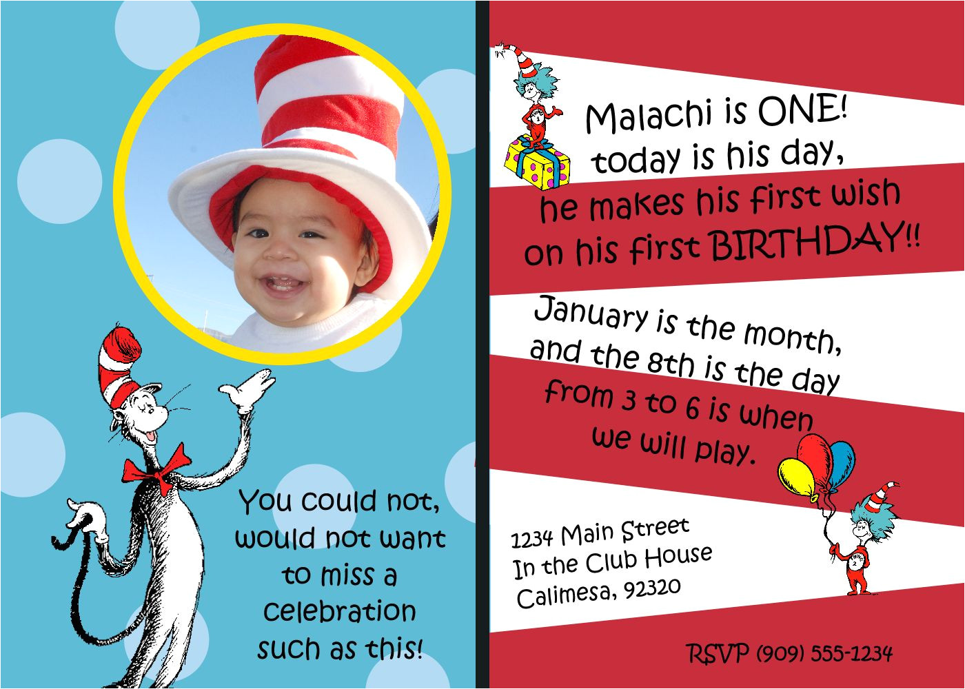 birthday invitation maker for your party