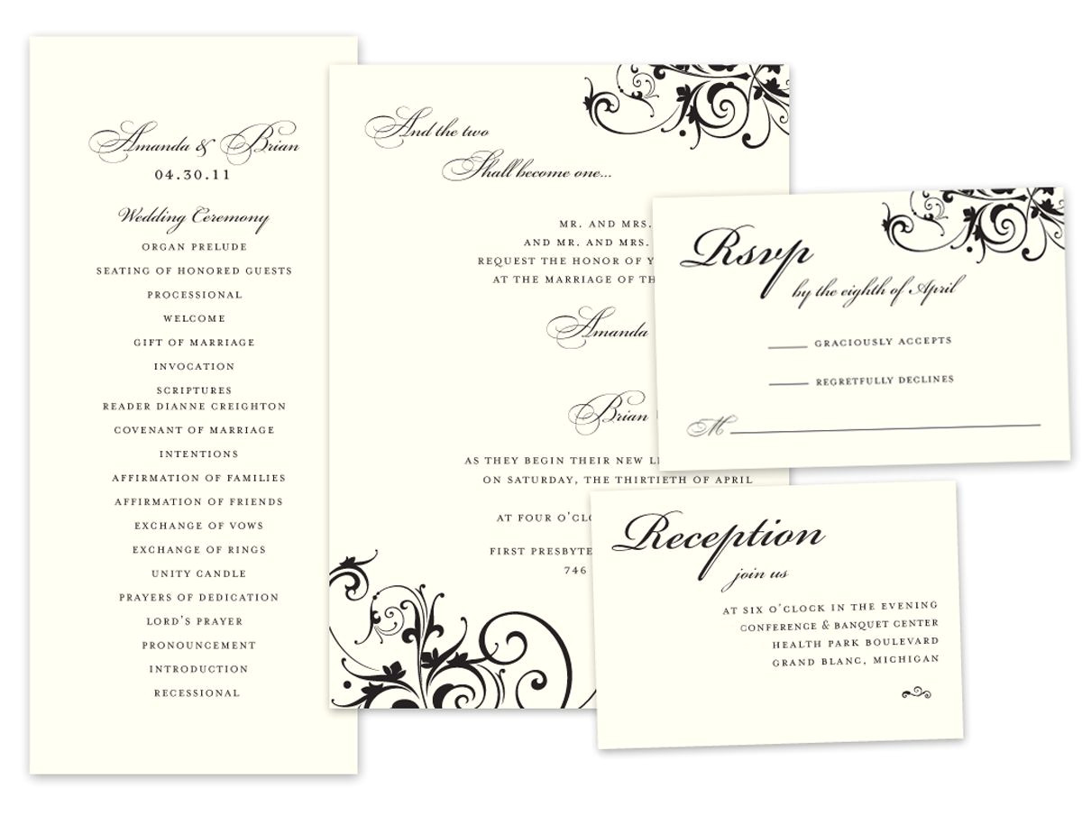 party invitation reply templates