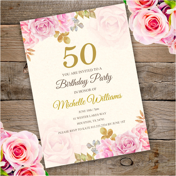 anniversary birthday party invitation template edit with adobe reader 2