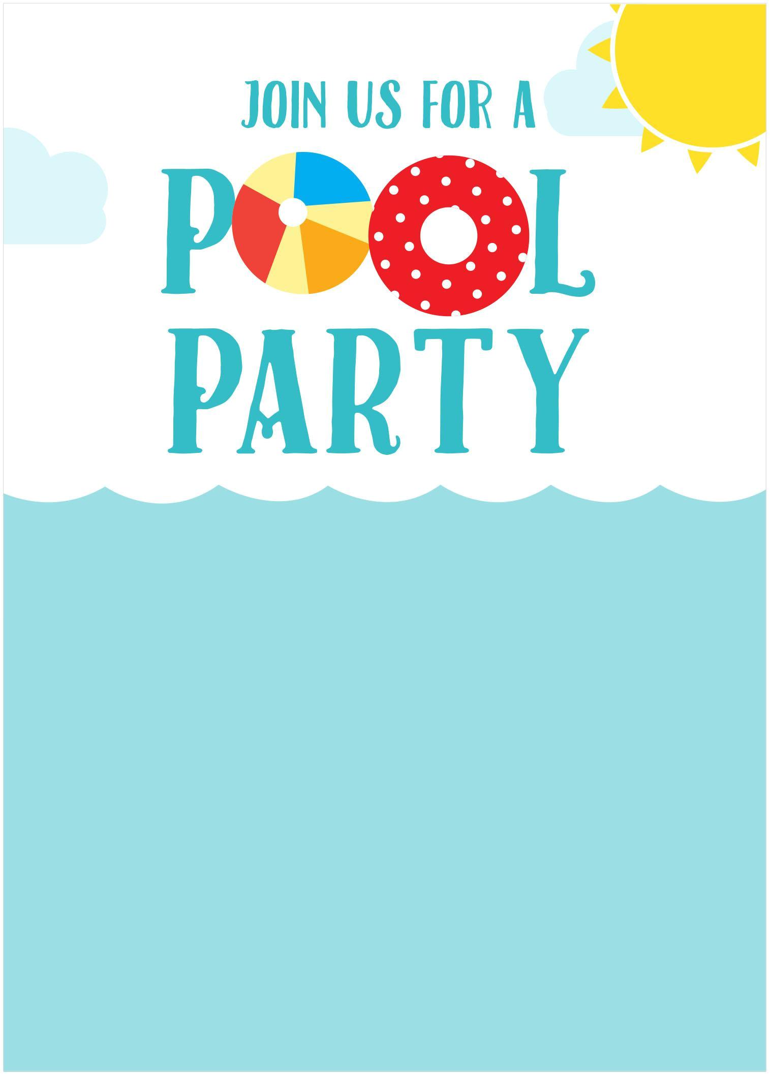party invitation template google docs