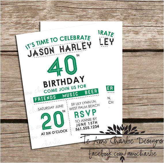 birthday invitation templates indesign