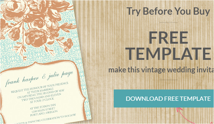 7 indesign invitation template