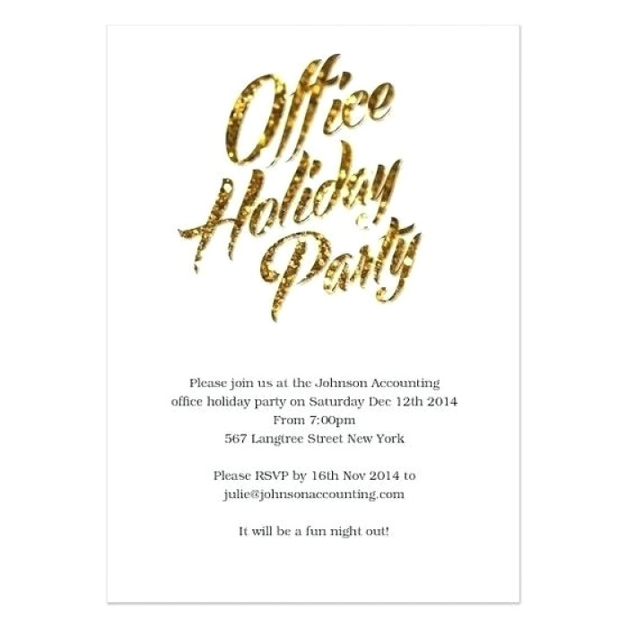inspiring office party invitation templates free collection