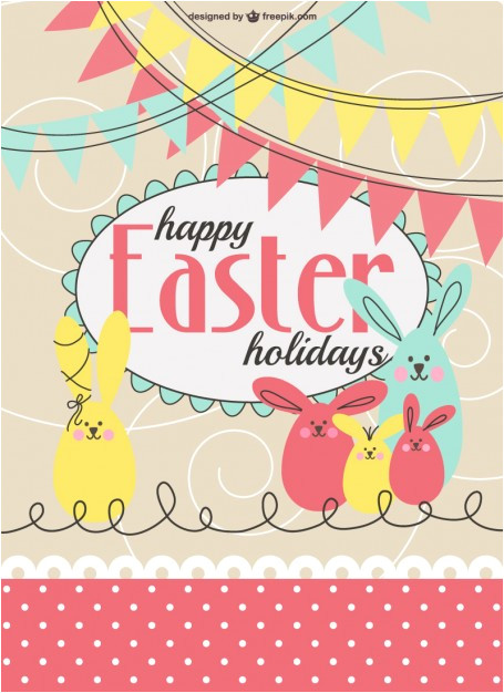 easter party invitation template 711196