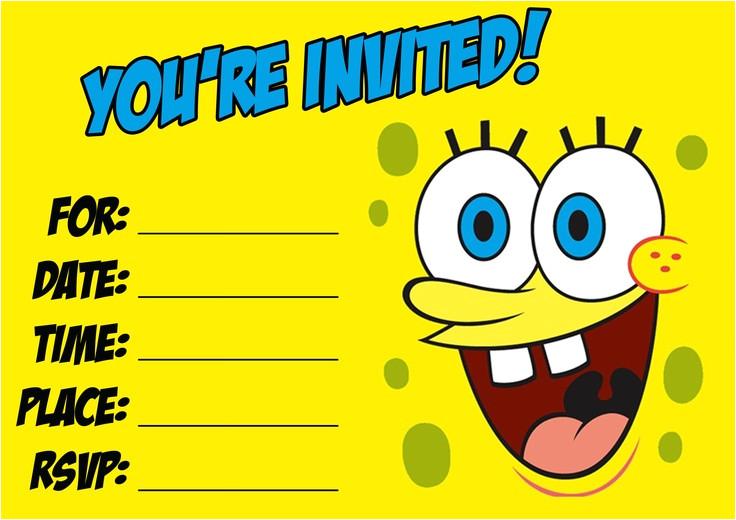 free printable birthday invitations for boys