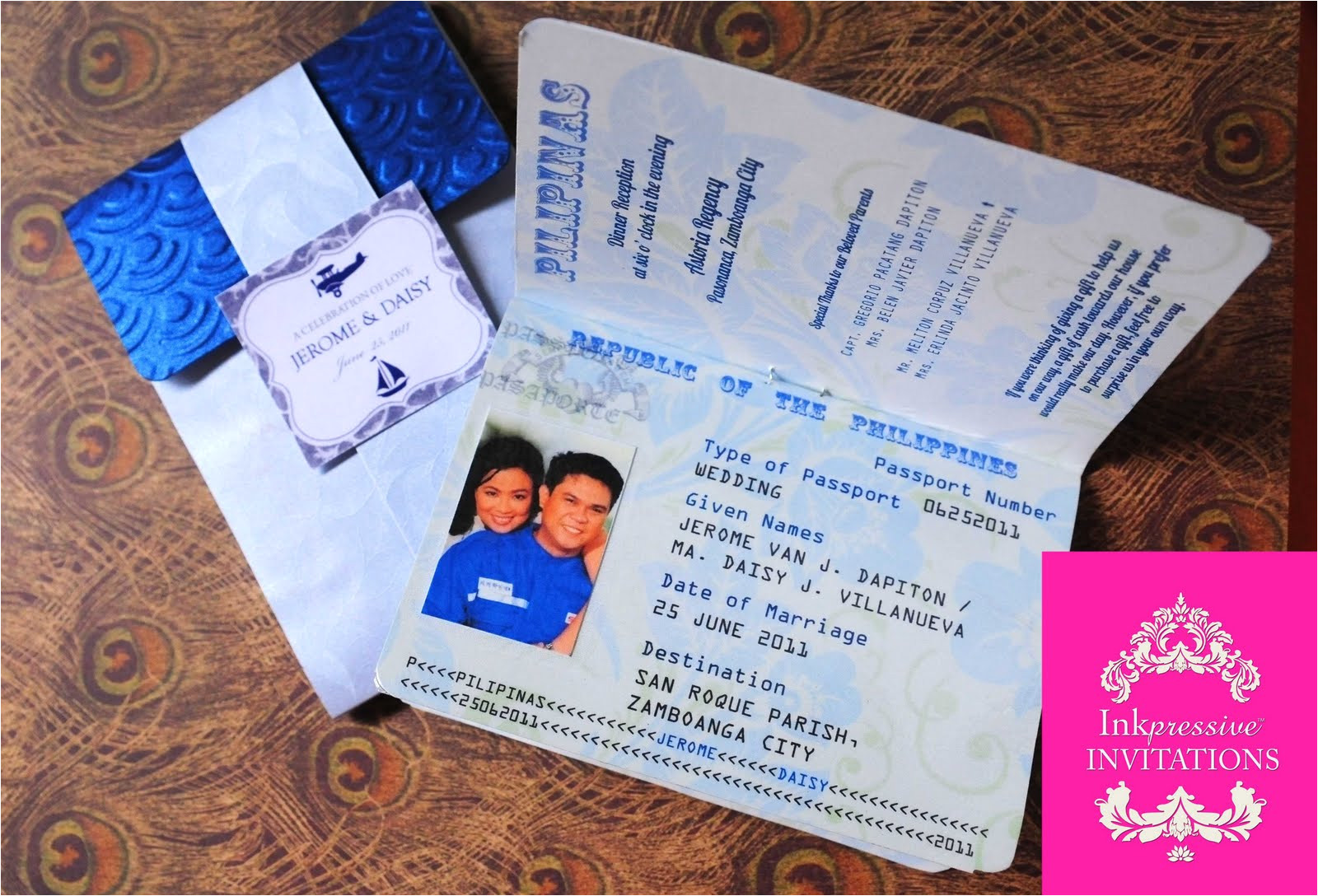 passport daisy jerome 06272011