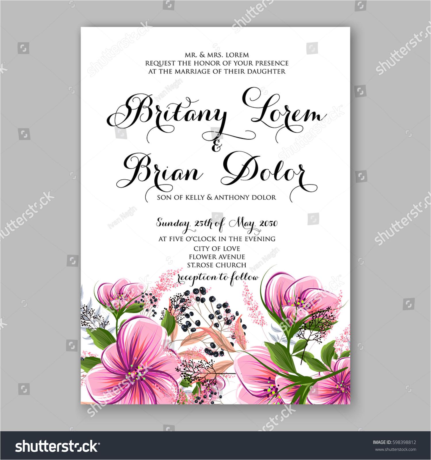 wedding invitation card template yellow rose 598398812 src 9 dyt8axlf3oeby ldzdxw 1 87