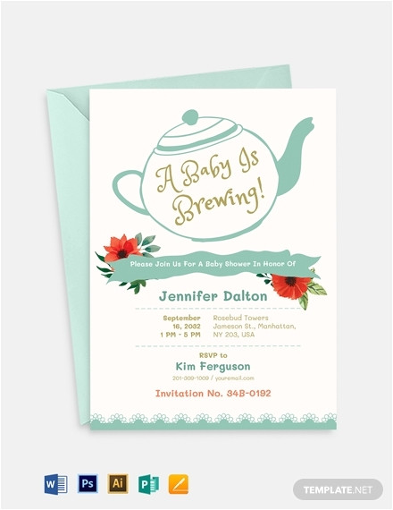 office baby shower invitation templates