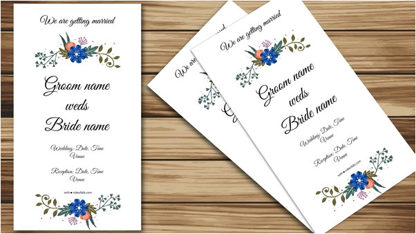 how can i make a whatsapp wedding invitation for free