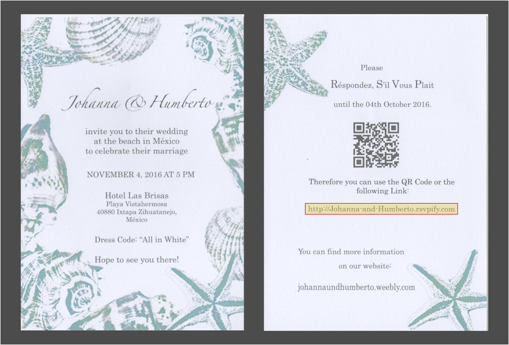 why paper invites and online wedding rsvps are a perfect match